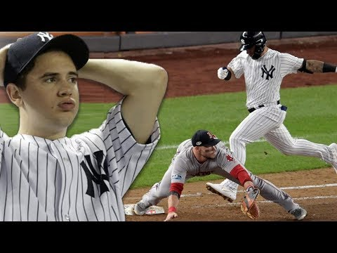 THE YANKEES LOSE - THE FINALE
