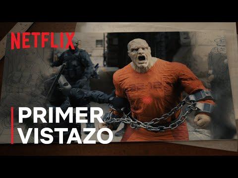 El legado de Júpiter   Primer vistazo oficial - Del cómic a la pantalla   Netflix
