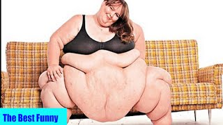ПРИКОЛ самых тяжёлых и толстых людей в мире