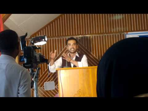 Sadiq Speech University of Law College Quetta