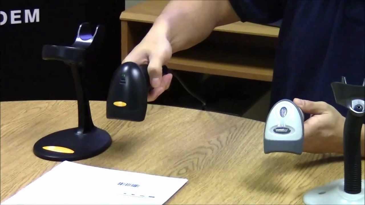 Knock off laser scanner vs symbol ls2208 youtube knock off laser scanner vs symbol ls2208 biocorpaavc Gallery
