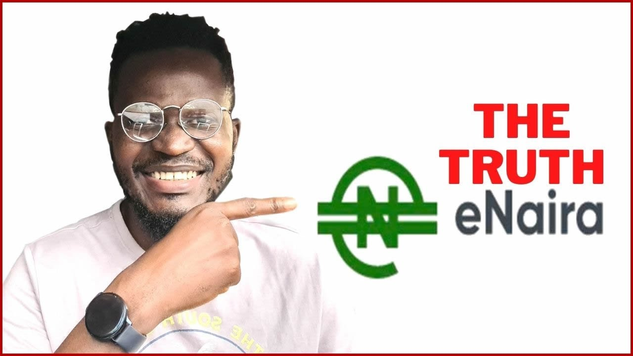 Download e-Naira: The Truth About Nigeria's Digital Currency