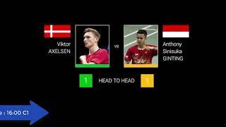 Jadwal Hari Ke 3 Victor China Open 2018 | 12 Wakil Melaju