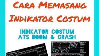 Cara Memasang Indikator Costum Mt5 Mt4 Di Android Youtube