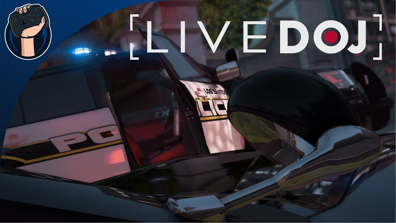 DOJ #105 - LivePD New Siren Pack