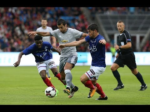 Man United 3 Valerenga 0: Romelu Lukaku scores again as Red Devils thrash Norwegian side