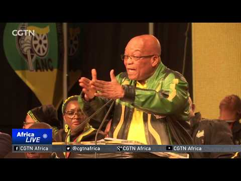 South Africa's ruling ANC advocates strongly for two deputy presidents