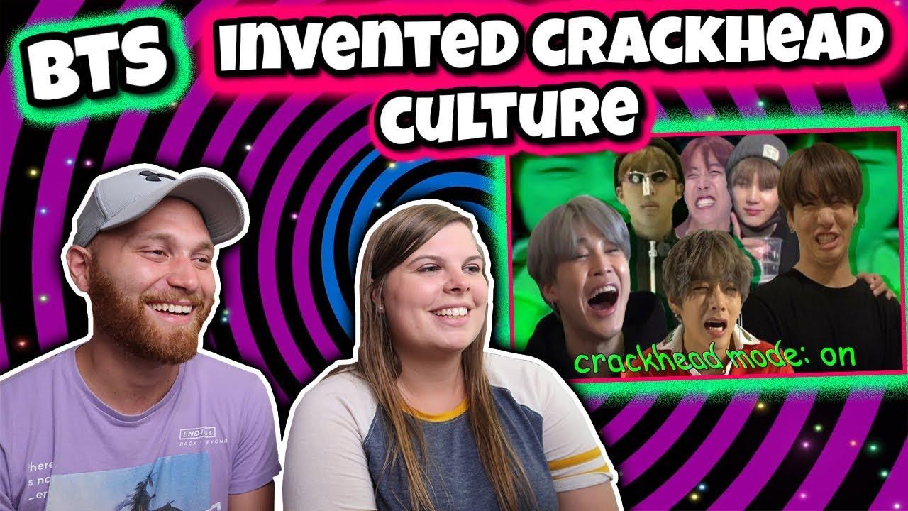 bts invented crackhead culture REACTION