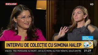 Interviu de colecție cu Simona Halep