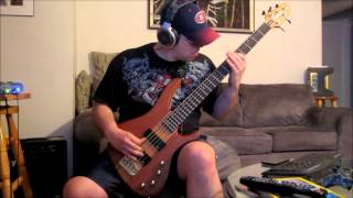 Metallica - Am I Evil (Bass Cover)