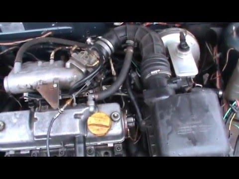 Ремонт заклиненного двигателя ВАЗ 21099 инжектор 1 часть