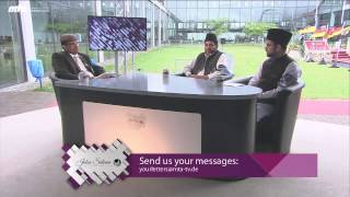 Jalsa Talk - Achievements of Ahmadiyya Muslim Jamaat Germany - Jalsa Salana Germany 2013