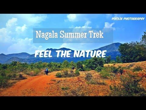 Feel The Nature   Nagalapuram Waterfalls Trek   Mehar The Wanderer   Travel Vlog #1
