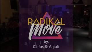 Radikal Move by Carlos y Anjuli - Bachata Fuerte (Dominican Style)