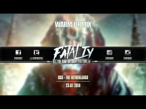 Fatality - The RAW Outdoor Festival | Warm-Up Mix [DOWNLOAD NOW!]