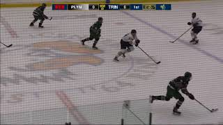 Trinity College Hockey vs. Plymouth State (11/25/17)-Condensed Game