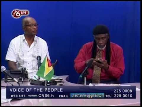 Voice of the Peopple Guyana 30 Sep 2017