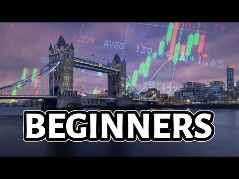 Stock Trading For Beginners - HOW TO START Stock Trading For Beginners In UK