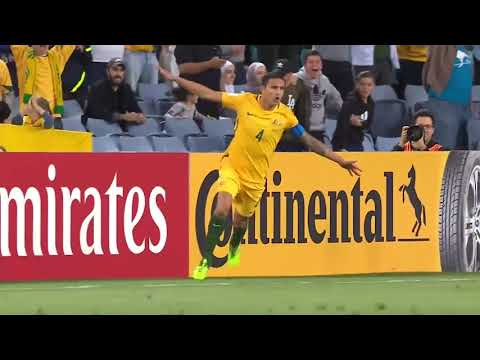 The greatest Socceroo of all time...