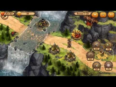 Evil Defenders - Защитники Зла  на Android ( Review)