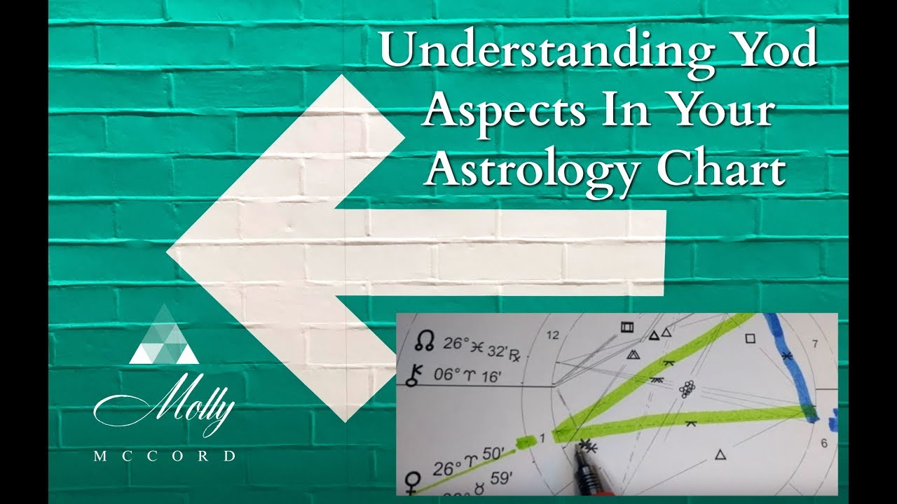 Understanding Yod Aspects In Your Astrology Chart