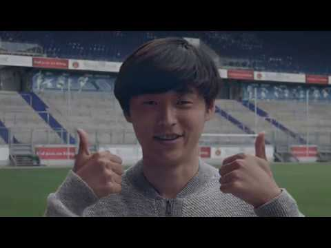 Saison 18-19 // Vorstellung Young-Jae Seo