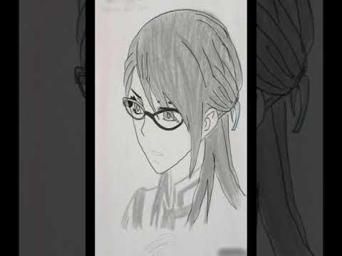 Kaichou-wa Maid Sama (Digital Art Drawing)