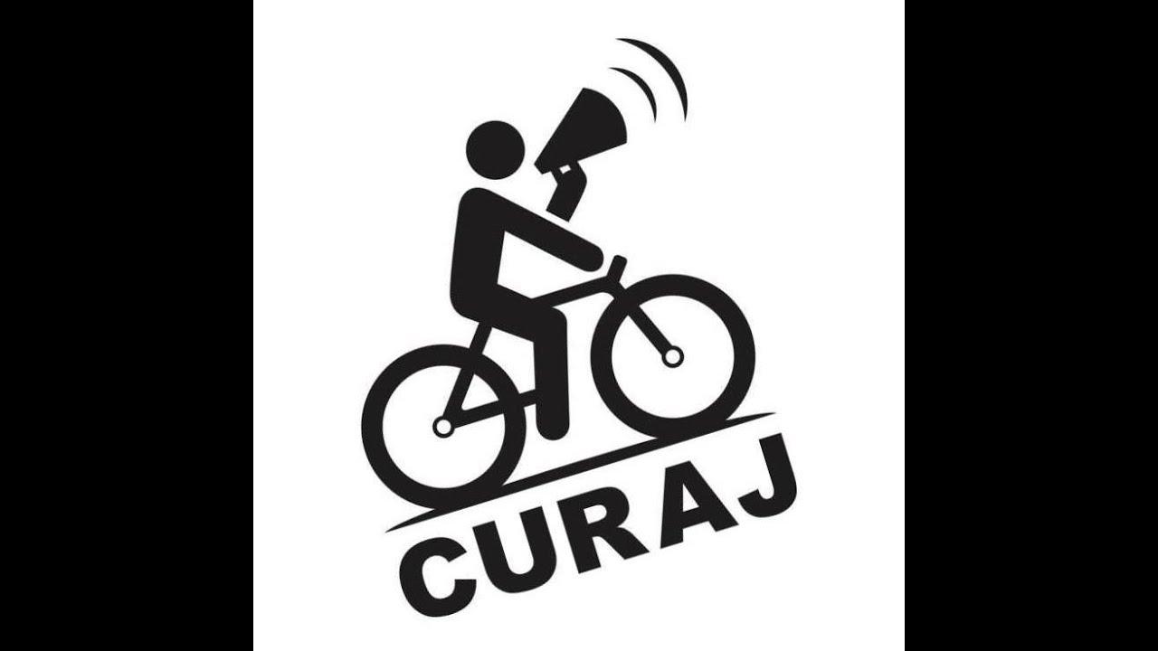 Sigla cu biciclistul era să se rătăcească la #CEC