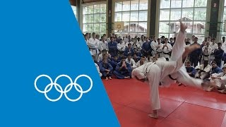 Guide to the Judo training camp | The Making of an Olympian