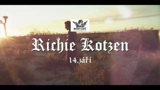 Richie Kotzen 14.9.2017 Rock Cafe Praha