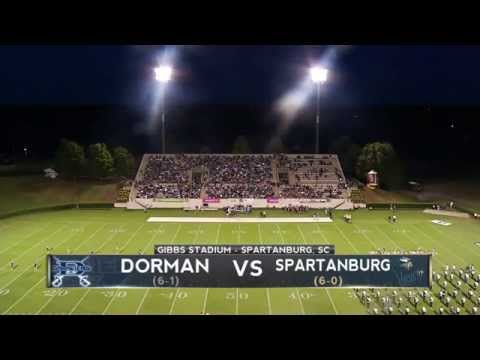 Spartanburg High School vs Dorman High School