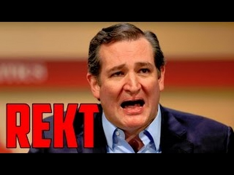 Ted Cruz Awesomely Rebuts Democrat Smears Against Jeff Sessions!!!