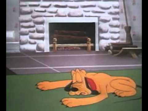 Pluto 1950 Pluto and the Gopher - YouTube