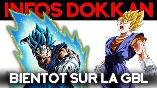 INFOS DOKKAN BATTLE : Vegetto Bleu LR et Battle Road GBL thumbnail