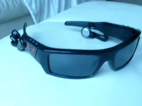 89c75ddd4f OAKLEY SPLIT THUMP REVIEW 2012 MP3 SUNGLASSES REVIEW - YouTube