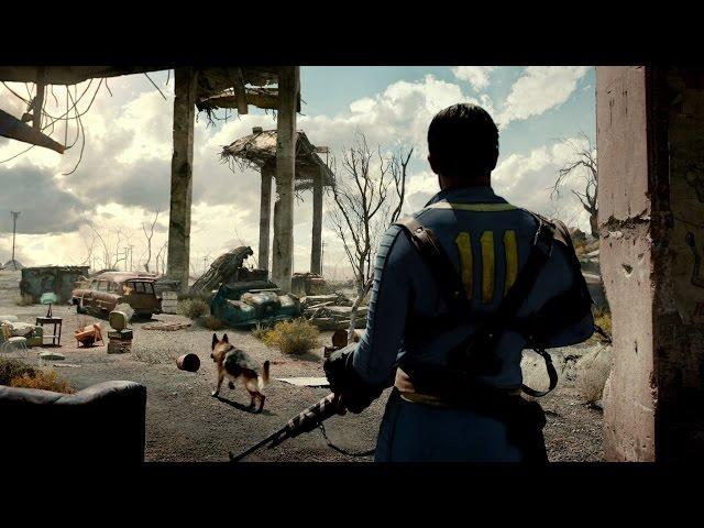Fallout 4 -  Bande annonce officielle E3 2015