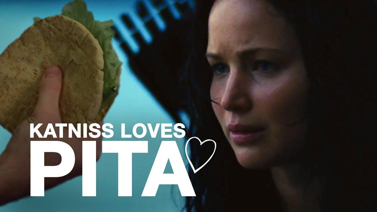Starving Uses Food Garnish Hunger Games Katniss Everdeen