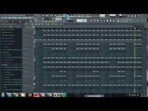 Young Thug - Check Instrumental Remake (FLP in description)