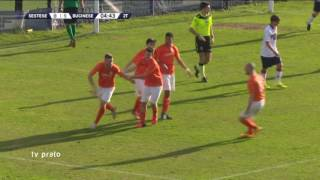 Sestese-Bucinese 0-1 Eccellenza Girone B