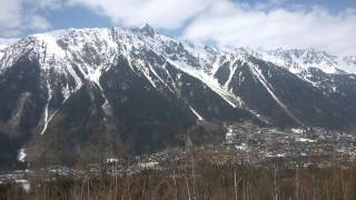 MONT BLANC tunnel Chamonix France