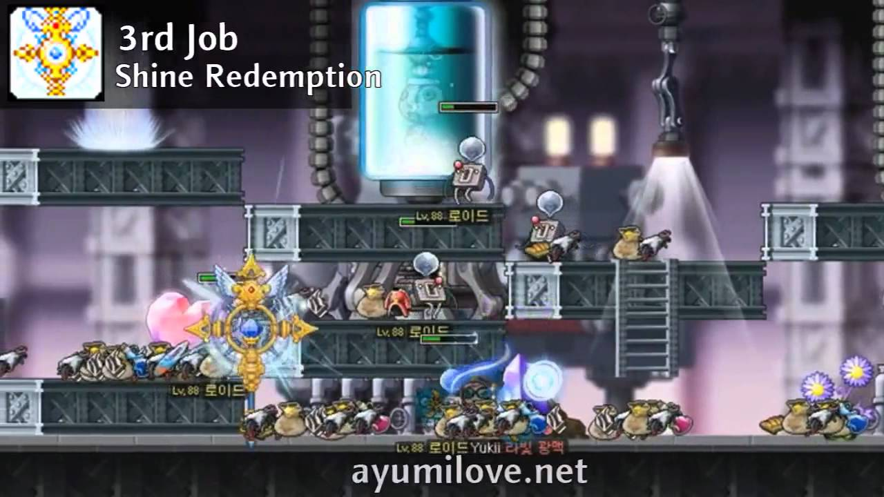 MapleStory Luminous Skill Build Guide | AyumiLove
