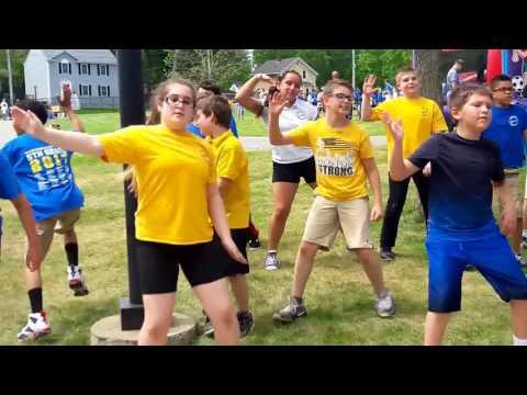 Field Day at Spencer Borden Elementary School- 6/9/2017