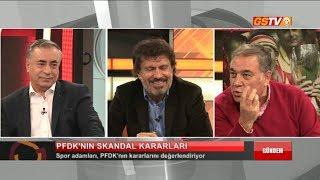 Mustafa Cengiz, Ersan Çelik, Metin Ünlü GSTV 15 12 013