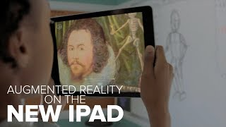 New 9.7-inch iPad is AR-enabled