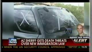 Mexican Mafia Gives Green Light to Kill Arizona Sheriff Who Supports AZ Immigration Law