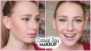 Casual Day Makeup | Talk Through Tutorial Thumbnail