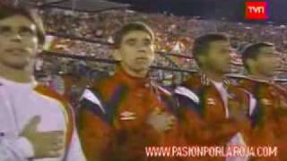 Eliminatorias Francia 98 Chile- Peru.wmv