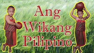 TULA - ANG WIKANG PILIPINO   Buwan ng Wika   video #49