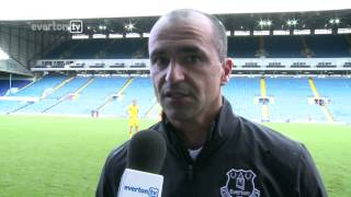 Martinez: Youngsters Were Competitive