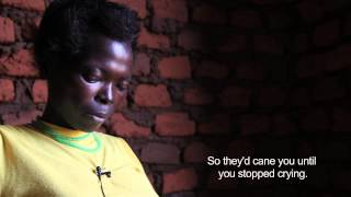 Jacinta Acan: I was caned more than 50 times